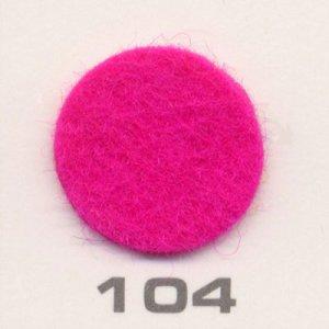 画像1: 104(ポピーフェルト20cm角)