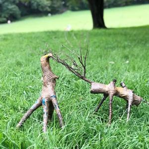 森の不思議を形にしよう