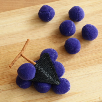 葡萄に使うトイクロス