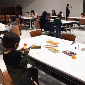 親と子のための美術鑑賞教室
