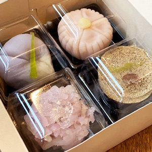 私の手づくり和菓子